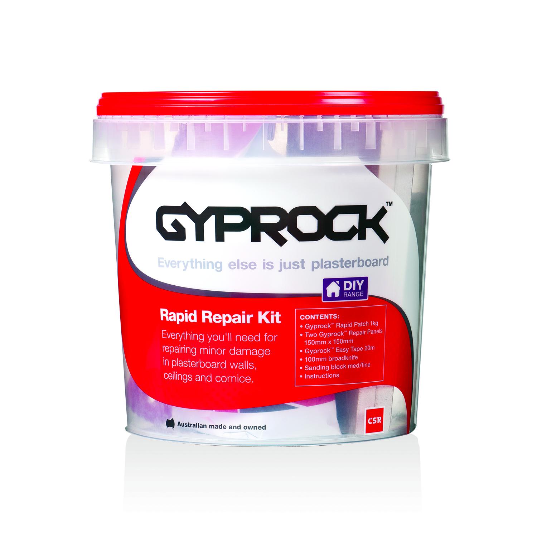 Diy Rapid Repair Kit